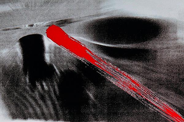 Stampa plotter da fotocopia, vetro smerigliato - cm 110x70