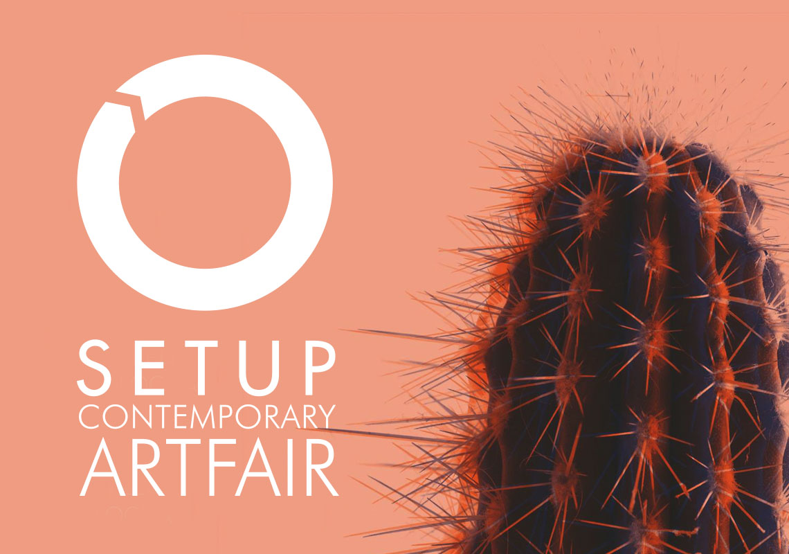 Setup Art Fair 2018
