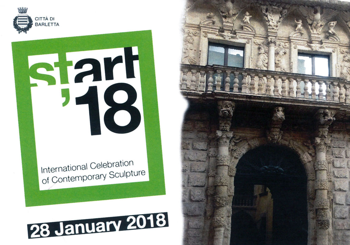 Start 2018 - Palazzo della Marra Barletta